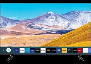 Location écran TV Samsung 43 pouces 4K